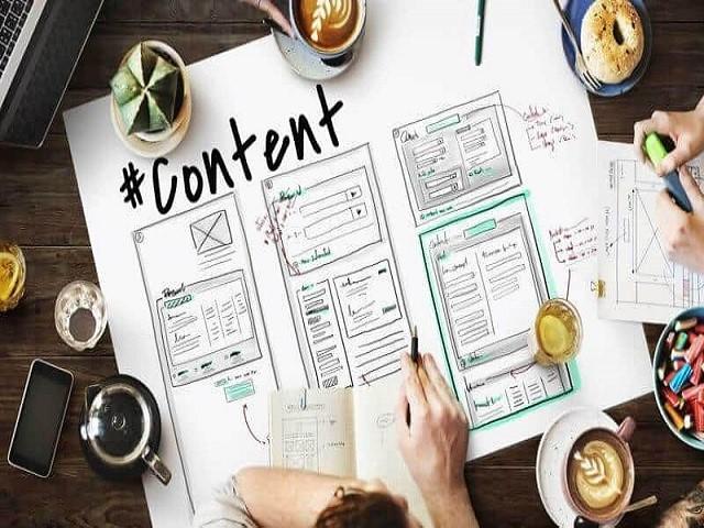 Có 3 bước cơ bản giúp người mới bắt đầu dễ dàng xây dựng một bài content