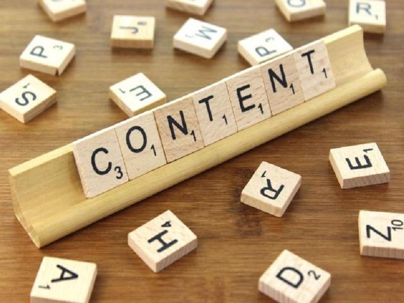 Lập dàn ý viết bài trong sáng tạo content