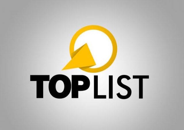 """Một phương pháp viết bài đa dạng được ưa chuộng là đưa ra """"TOP LIST"""""""